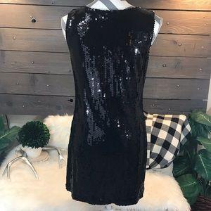 Forever 21 Dresses - XXI Forever 21 Sequin Black Dress